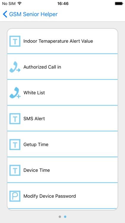 GSM Elderly Care Alarm