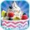 Frozen Yogurt Maker - Summer fun with Icy dessert maker & frosty froyo sweet treats