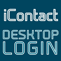 DESKTOP LOGIN for iContact