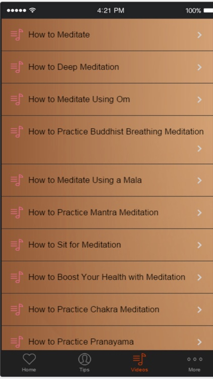 How to Meditate - Learn the Different Meditation Techniques for Relaxation screenshot-4