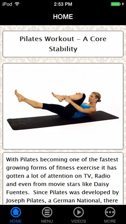 Learn Best & Easy Pilates Workout Exercise Programs & Videos for Beginners - Weight Loss & Get Back to Your Well-Shaped Reform  Body Now