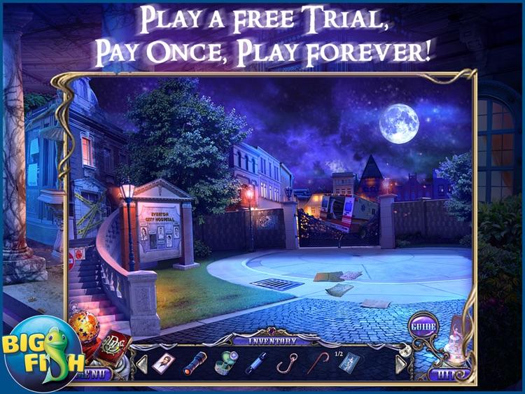 Dark Dimensions: Shadow Pirouette HD - A Scary Hidden Object Game screenshot-0