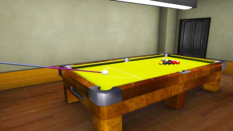 Pool Ball 3D billiards Snooker Arcade game 2k16 screenshot-3