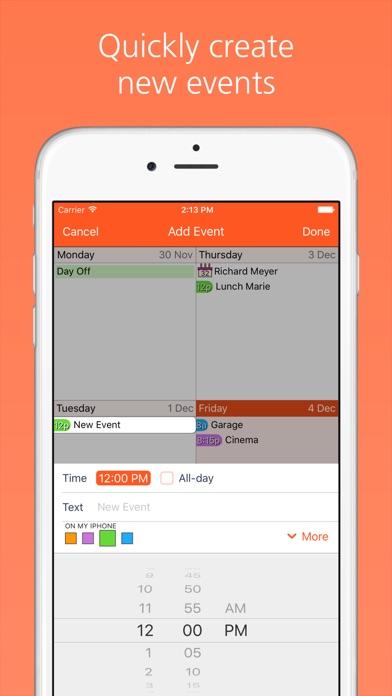 Easy Calendar app