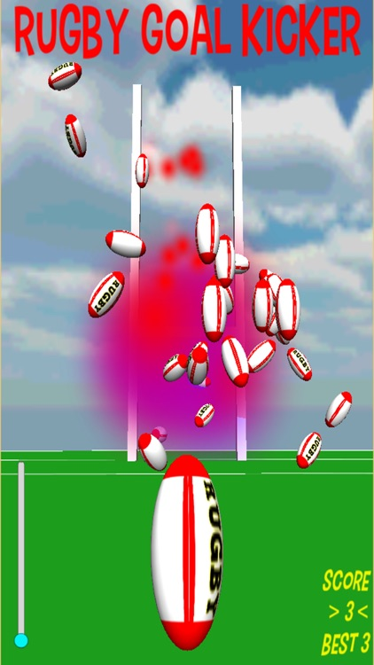 Rugby Goal Kicker