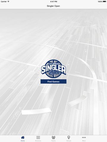 Singler Open - náhled