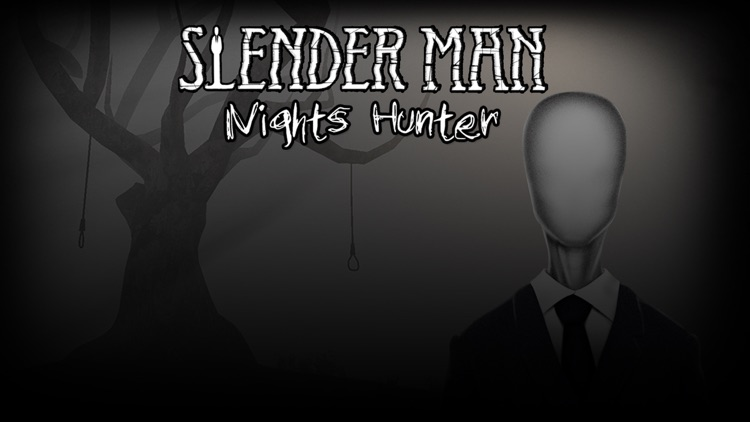Slender Man Nights Hunter: Scary horror ghost Escape From Abandoned forest screenshot-4