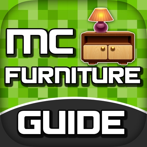Furniture Guide for PE Pro - Tips & Cheats for Mine.craft Pocket Edition Lite iOS App
