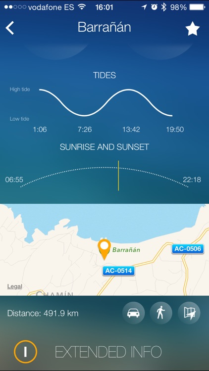 iPlaya+ the most complete guide to Spanish beaches, with weather forecast for beaches and coast areas screenshot-4