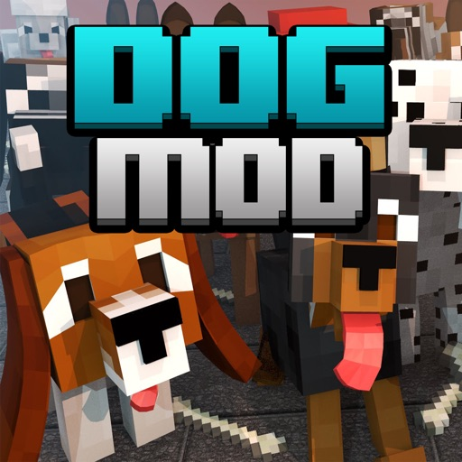 DOG MOD - Dogs Mods for Minecraft Game PC Guide Edition