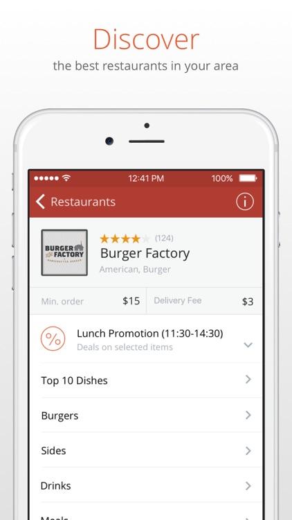 24H - UAE online food delivery