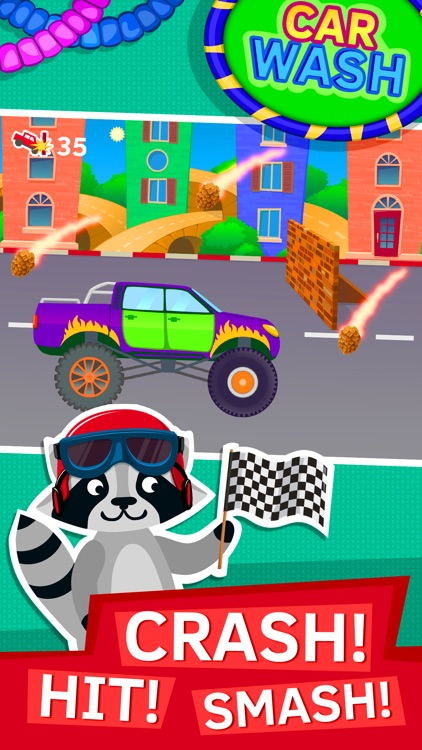 Car Detailing Games for Kids and Toddlers screenshot-4