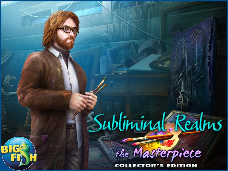 Subliminal Realms: The Masterpiece HD - A Hidden Object Mystery (Full) screenshot-4