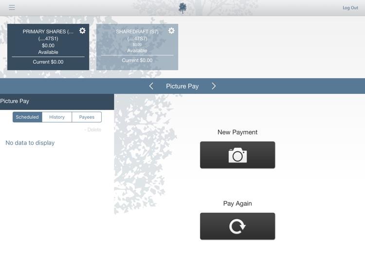 Cedar Falls Community Credit Union Mobile App for iPad screenshot-3
