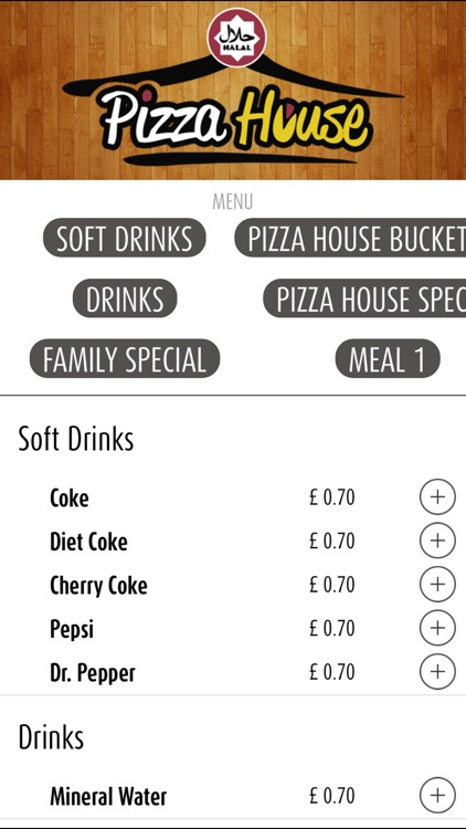 Pizza House Coventry By Orderyoyo Aps