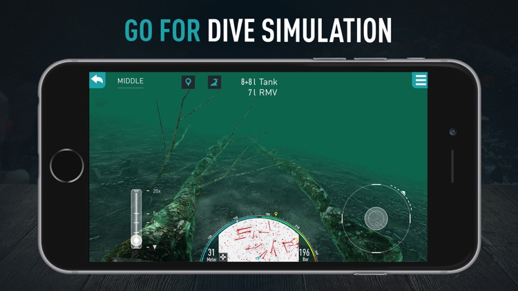 Kreidesee Scuba Diving by Ocean Maps screenshot-4