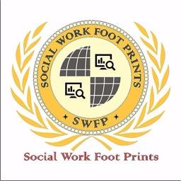 Social Work Foot Prints