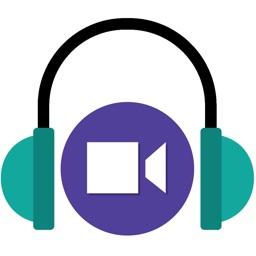 تطبيق تحويل الفيديو الى ام بي ثري - Video to mp3 converter