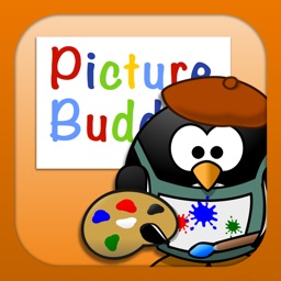 Picture Buddy - A simple drawing and coloring app for kids