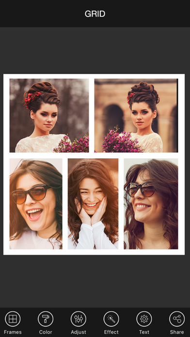 Collage Grid PIP Maker Photo Editor