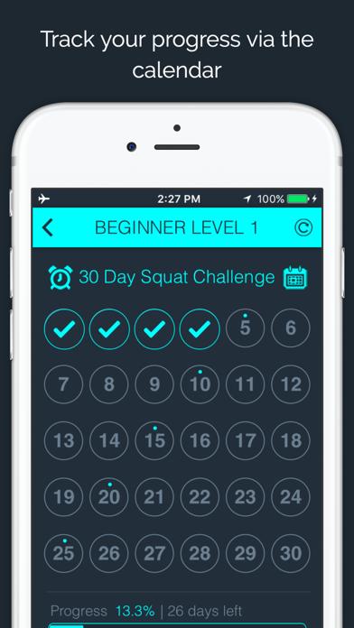 30 Day - Squat Challenge - Revenue & Download estimates