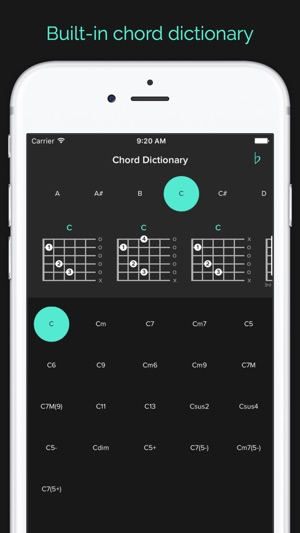 Riffr Guitar Tabs Chords And Lessons On The App Store