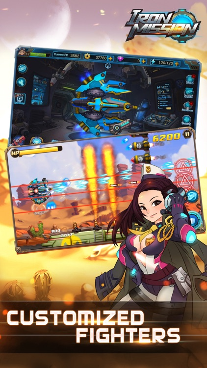 Iron Mission screenshot-1