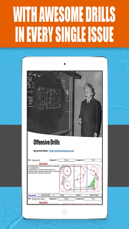 Hockey Development Magazine: Tips, Systems, Drills screenshot-3