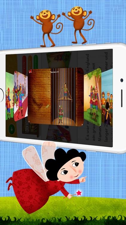 Märchenstunde : Geschichten für Kinder screenshot-4