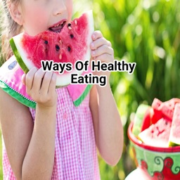 Ways Of Healthy eating