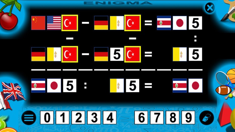 Enigma - The Math Puzzle screenshot-3