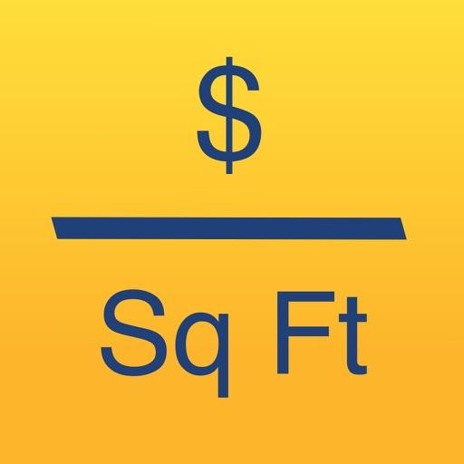 Cost Per Square Foot Calculator