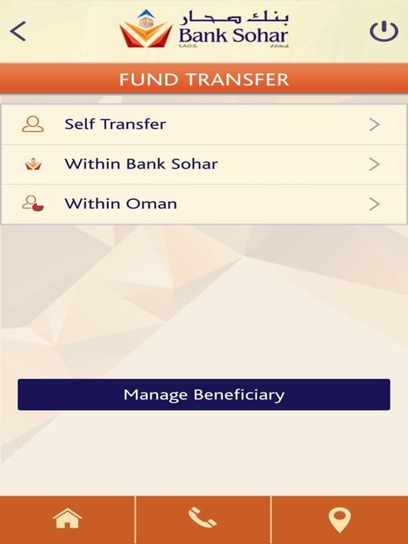 Bank Sohar Mobile Banking-ipad-1