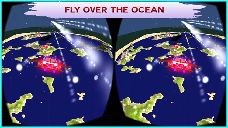 a95c6aacf5a5 VR Flying Car Flight Simulator Pro - The best game for google cardboard  Virtual Reality screenshot
