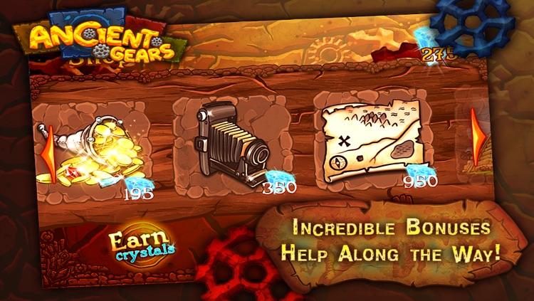 Ancient Gears screenshot-3