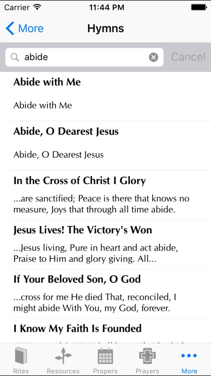 PastoralCare screenshot-3