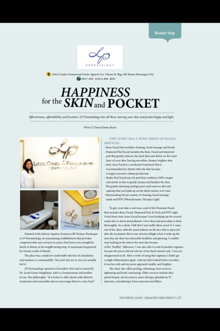 Healthy Skin - náhled
