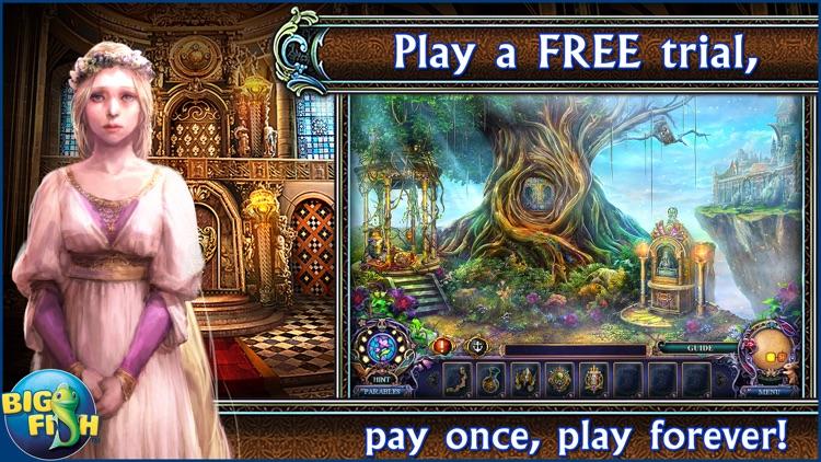 Dark Parables: Ballad of Rapunzel - A Hidden Object Fairy Tale Adventure screenshot-0