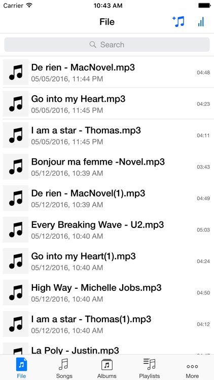 Music Player Pro - MP3 Manager for Dropbox