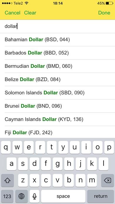 通貨: 為替レート, 通貨コンバーター・為... screenshot1