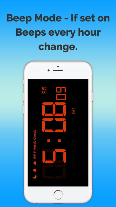 ポータブル予測時計フリーのおすすめ画像2