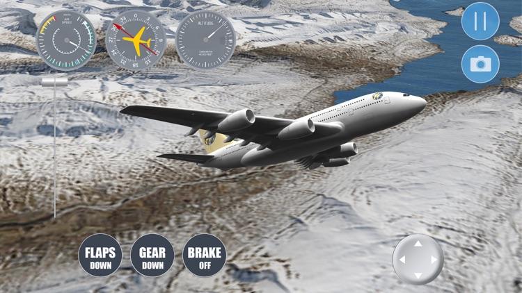Iceland Flight Simulator