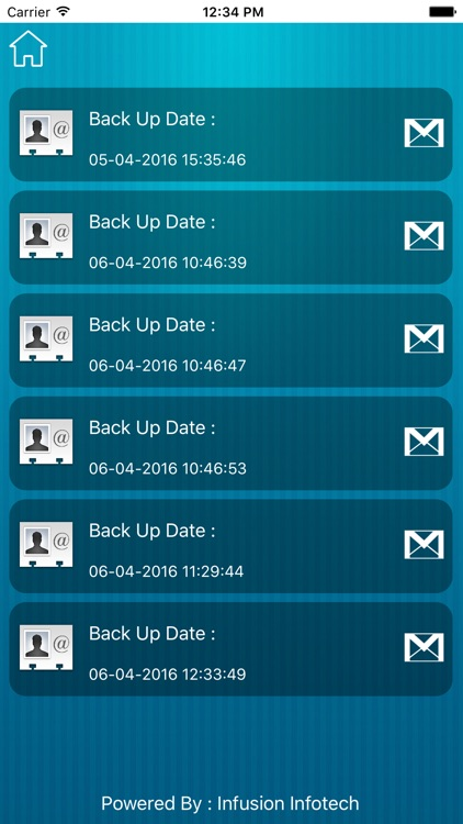Contact Recovery screenshot-3