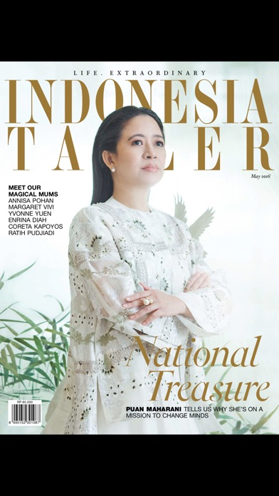 Indonesia Tatler iPhone