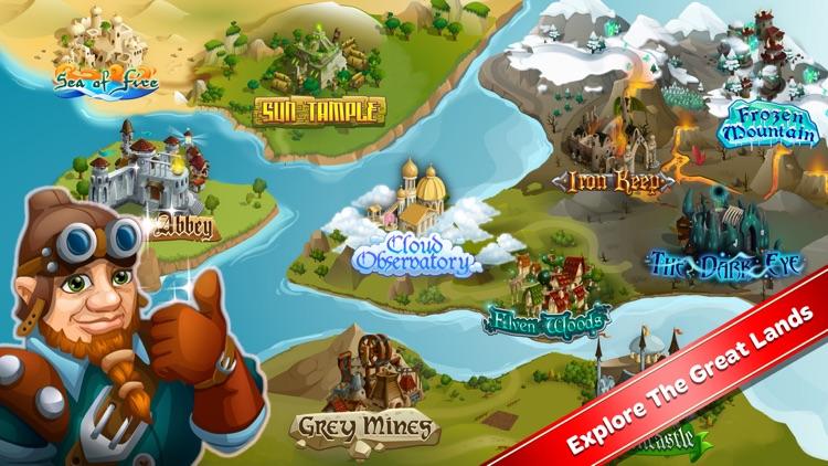 Solitaire Tales Live screenshot-3