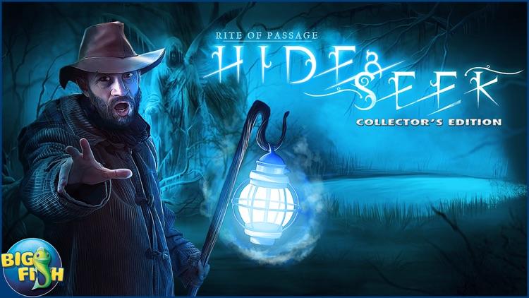 Rite of Passage: Hide and Seek - A Creepy Hidden Object Adventure (Full) screenshot-4