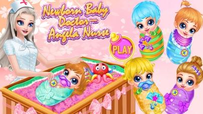 Pregnant Give Birth A Baby - Angela NurseScreenshot of 2