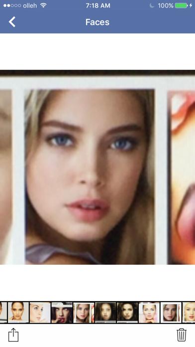 顔コレクターのおすすめ画像3