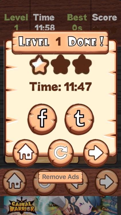 Unlock Red Block Free : Slide Block screenshot-4