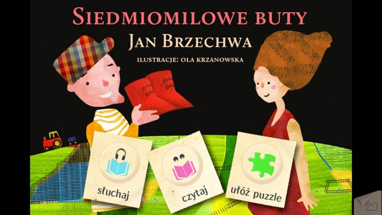 Siedmiomilowe Buty Jan Brzechwa By Pgs Software Sa